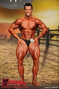 Tony Giles - Bodybuilder - Prepped by Armon Adibi